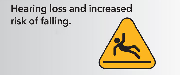 Hearing Loss and Increased Risk of Falling