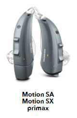 Signia Motion Primax Hearing Aids - Philadelphia