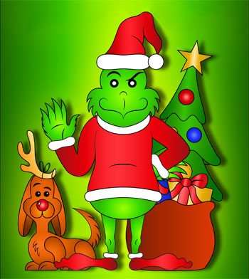 Even the Grinch Hates Noise Induced Hearing Loss