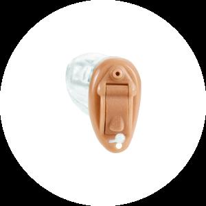 CIC hearing aid