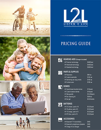 L2L Pricing Guide
