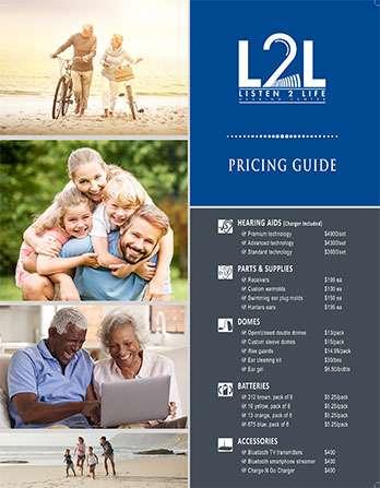 L2L Pricing Guide