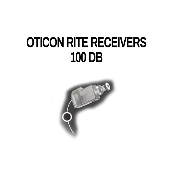 Oticon Minifit Speaker Receivers