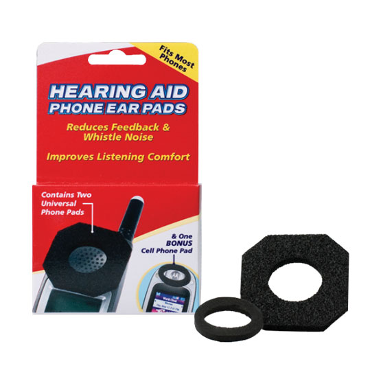 ACU Hearing Aid Phone Pads