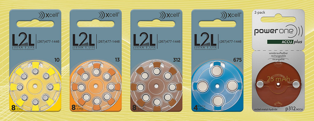 Disposable vs Rechargeable hearing aid batteries