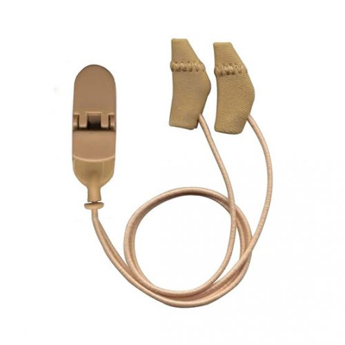 Ear Gear Micro Hearing Aid Comfort, Protection and Security Clip