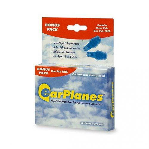Earplanes Flight Ear Protection