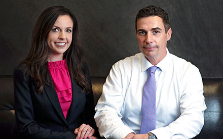 Jennifer Sweeney and Shawn Guido, Co-Founders, Listen 2 Life Hearing Centers