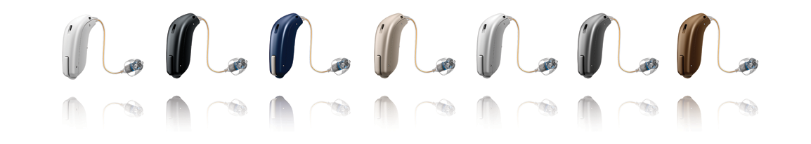 Oticon Opn Hearing Aid Product Line
