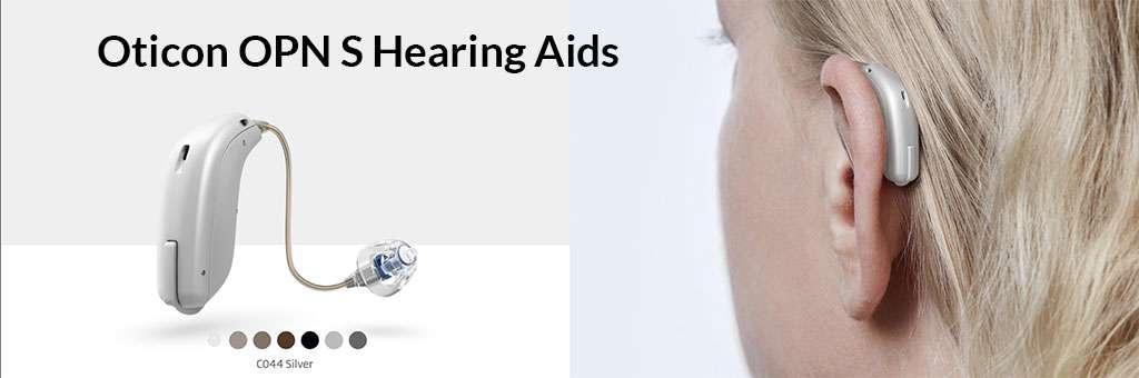 Oticon Opn S Hearing Aids
