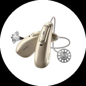 Phonak Audéo hearing aid