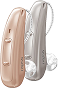 Signia Pure Charge&Go 7x hearing aid