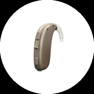 Sonic Trek hearing aid