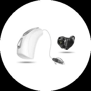 Starkey Livio Edge hearing aid